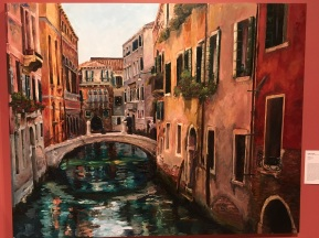 Halle Dunkley - Venice