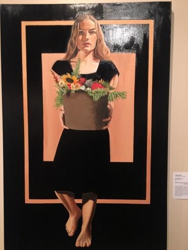 Collette Held - Flower Basket