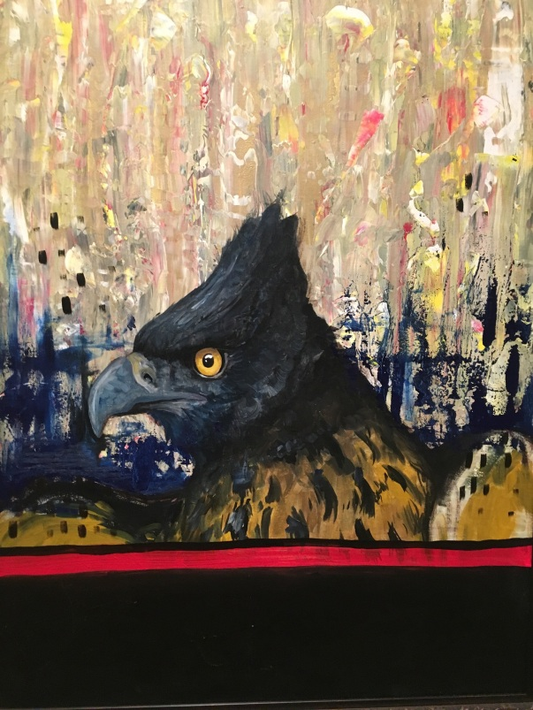 Kabe Olsen - Eagle Eye