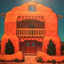 Royden W. Card - Deseret Sanctuary