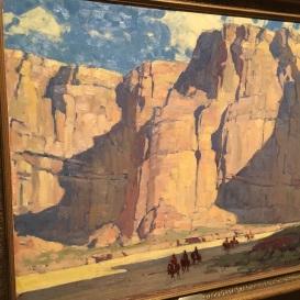 Edgar Alwin Payne - Canyon De Chelly
